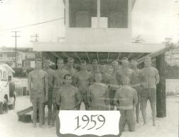 Staff Photo 1959