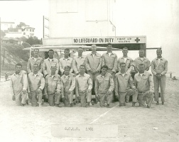 Staff Photo 1961