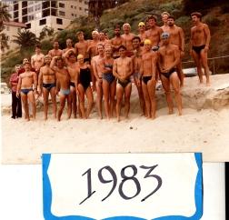 Staff Photo 1983